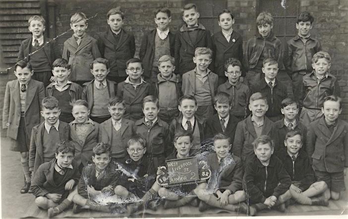 Saint andrews junior school lower broughton salford 7 donated by